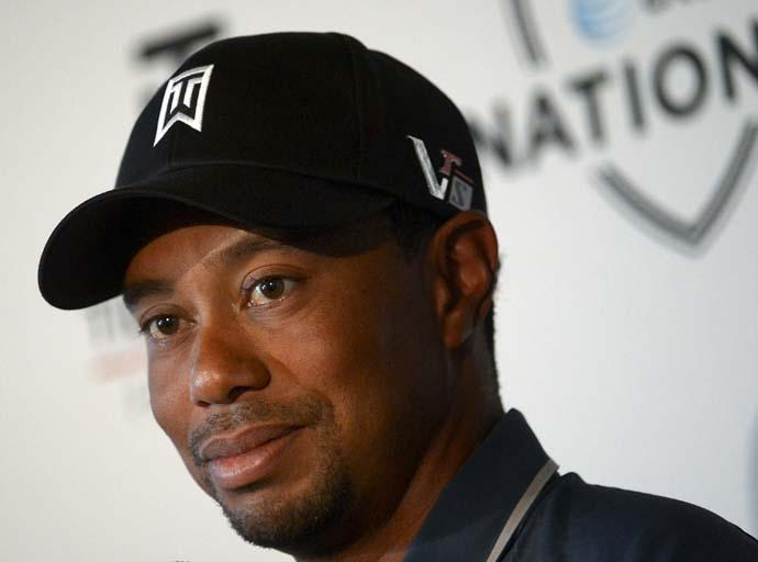 """The comment that was made wasn't silly. It was wrong, hurtful and clearly inappropriate.""                       --Tiger Woods on Sergio Garcia saying he'd serve Woods fried chicken at the U.S. Open."