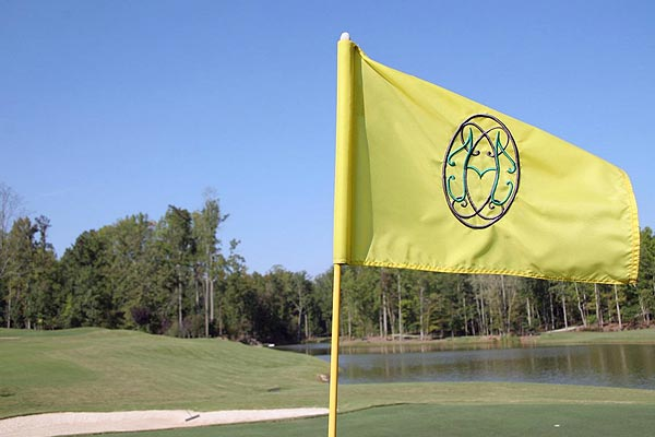 "The 18-hole private golf course is called ""Humphrey National"" by current owners Hubert and Norma Humphrey."