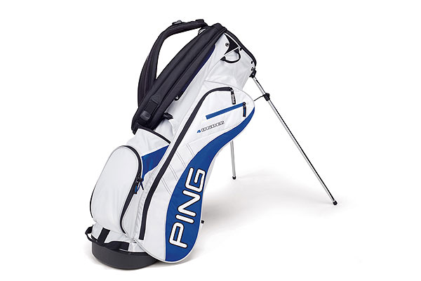 "To walk more rounds, try...                                              PING's 4 Under stand bag Ditch the cart and grab a lightweight stand bag like the 4 Under, which tips the scales at — you guessed it — less than 4 pounds (sans clubs). This featherweight also comes with a hip pad for added comfort and double-bend ""Mantis"" legs that automatically retract when not in use. $135, ping.com"
