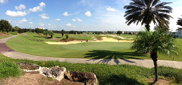 Palmer Course at Reunion Resort -- Orlando, Fla.                       Submitted by Ken Lewis