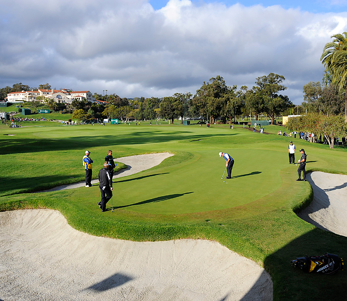 10th hole, Riviera Country Club