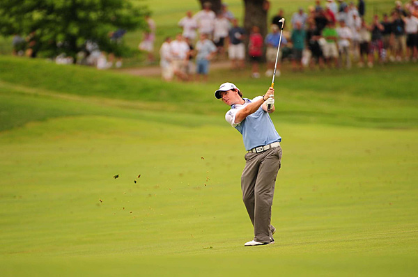 McIlroy's consistency and accurate shotmaking had TV commentators comparing him to Tiger Woods in his prime.