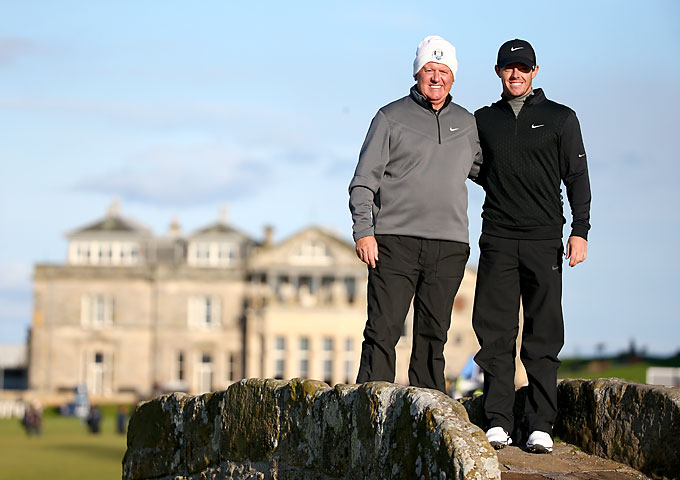 McIlroy capped off his season by playing in the Dunhill Links, a pro-am on the European Tour, with his father as his playing partner. McIlroy finished second to Oliver Wilson.