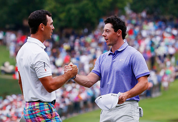 McIlroy came close to cashing in one golf's most lucrative season with a $10 million FedEx Cup bonus, but fell three shots back of champion Billy Horschel.