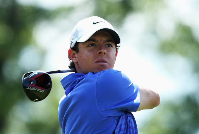 """My dad might have had a 1‑iron but it was a Ping Zing?  Something like that?  Was it?  So if he can hit one, I should be able to.""                     --Rory McIlroy on whether he can hit a 1-iron."