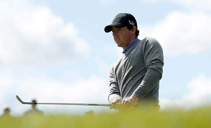 """If someone had asked me at the start of the year, would you be more surprised at not winning a major or not getting to the Tour Championship, of course I would have said the latter.""                       --Rory McIlroy on failing to qualify for the final event of the FedEx Cup playoffs."