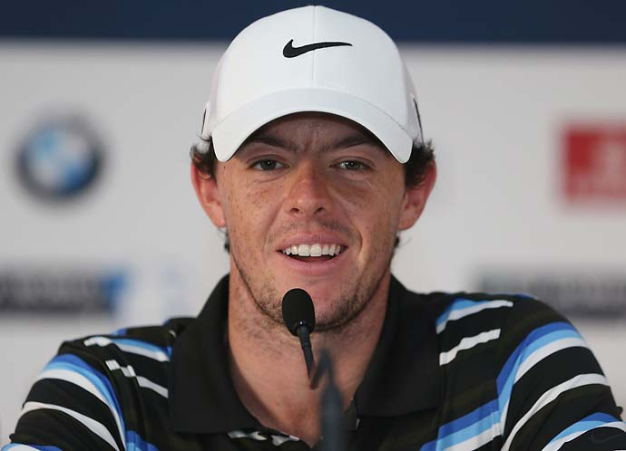 """I've seen more lawyers offices and more lawyers this year than I care to see in my entire life.""                     --Rory McIlroy on his 2013 season in which he changed agents and sponsors."