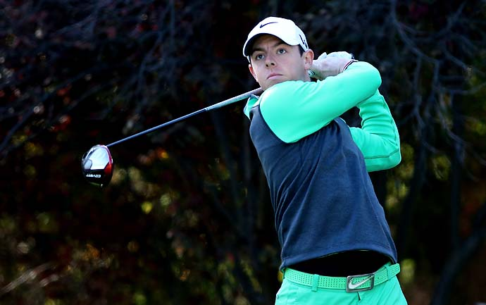 """In terms of the outside public, what I feel like I've learned this year is they think that your good is better than what it is, and I think they think your bad is worse than what it is.""                       --Rory McIlroy on what he's learned during his struggles in 2013."