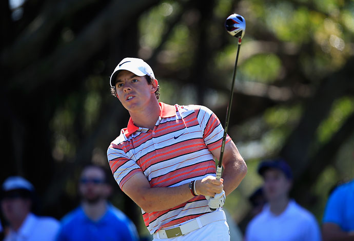 """It's not realistic to sit here and say, I want to win every tournament I play, because history shows it's just not possible.""                       --Rory McIlroy on whether he expects to win every tournament he plays."
