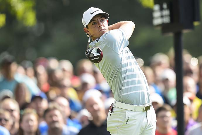 """It's never effortless.""                     --Rory McIlroy on whether his play felt ""effortless"" Sunday at the Bridgestone Invitational."