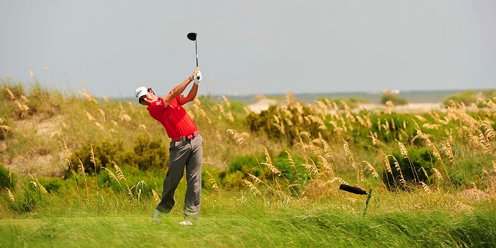 McIlroy won his second major at the 2012 PGA at Kiawah Island.