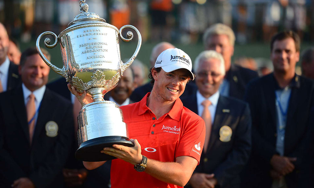 Rory McIlroy                       World Ranking: 1                       Previous Team: 2010                       Career Record: 1-1-2