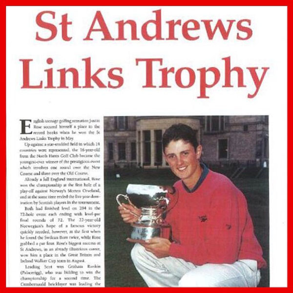 @JustinPRose: #tbt Good luck to everyone playing in the#Linkstrophy this weekend @thehomeofgolf#pastchamp97