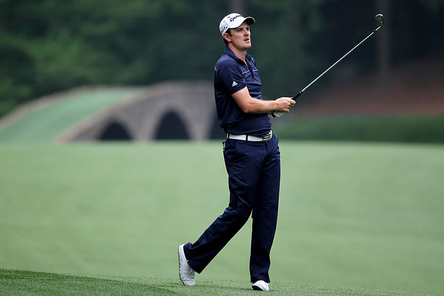 Fresh off his victory at the WGC-Cadillac Championship, Justin Rose hopes to keep the momentum going at Augusta.