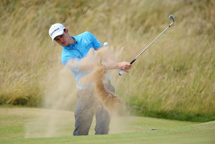 U.S. Open champion Justin Rose is grouped with Brandt Snedeker and defending champion Ernie Els.