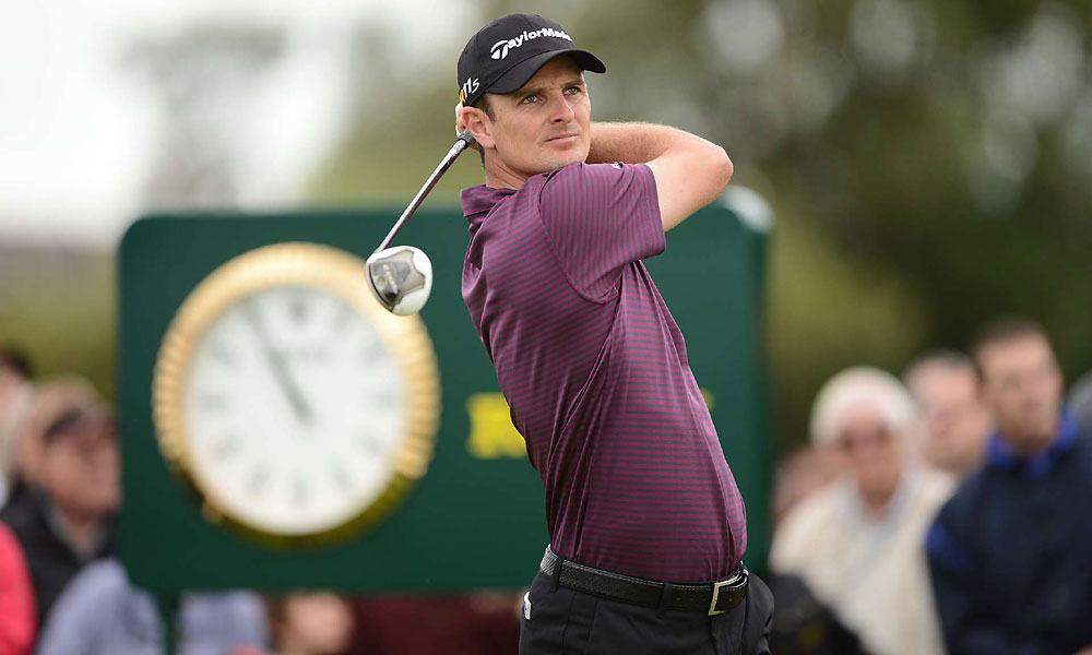 Justin Rose                       World Ranking: 5                       Previous Team: 2008                       Career Record: 3-1-0