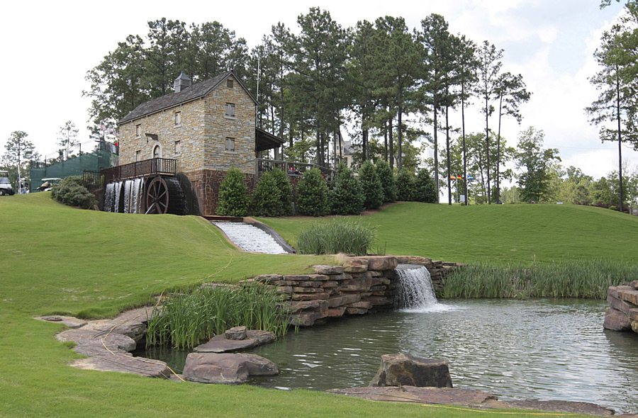 10. Ross Bridge/Robert Trent Jones Golf Trail, Birmingham, AL; 205-949-3085, rtjgolf.com                       Ross Bridge, which opened midway through 2005, is the priciest course on the Trail. It is also perhaps the first luxury course, due in part to its on-site proximity to the 259-room Renaissance Ross Bridge Golf Resort & Spa, which features fine dining, wireless access for business travelers and a 12,000-square-foot spa. The vaunted Robert Trent Jones Golf Trail celebrates its 20th anniversary in 2012. While all of the 11 sites are worthy, Ross Bridge shows just how far the Trail has evolved.