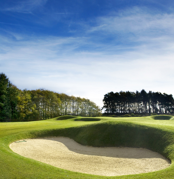 Rowallan Castle Golf Club | Kilmaurs, Ayrshire, Scotland                       6,882 yards, par 71                       44 1563 530550, rowallancastle.com