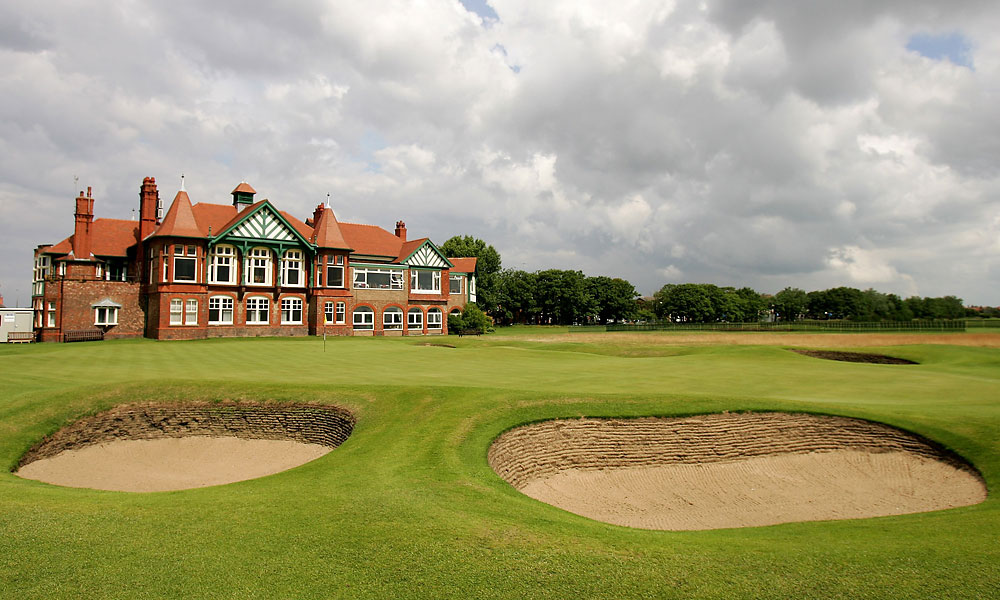 Royal Lytham & St. Annes                     The site of 11 Opens, past champions here include Ernie Els (2012), David Duval (2001) and Seve Ballesteros (1988).