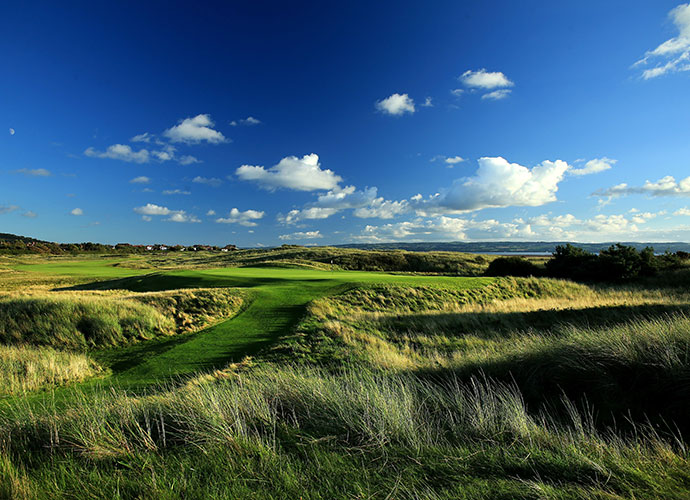"22. Royal Liverpool, Hoylake, England: ""Hoylake,"" as it's popularly known, will host its 12th Open Championship in 2014. Ranked 69th in the world, Royal Liverpool is not a pretty course. There are no lighthouses, or mountains or wild majestic undulations. Its fairways are flat, its vistas bleak. There's internal out-of-bounds all over the lot. Yet, when the wind is up, it's one of earth's fiercest links, one that requires supreme shotmaking."