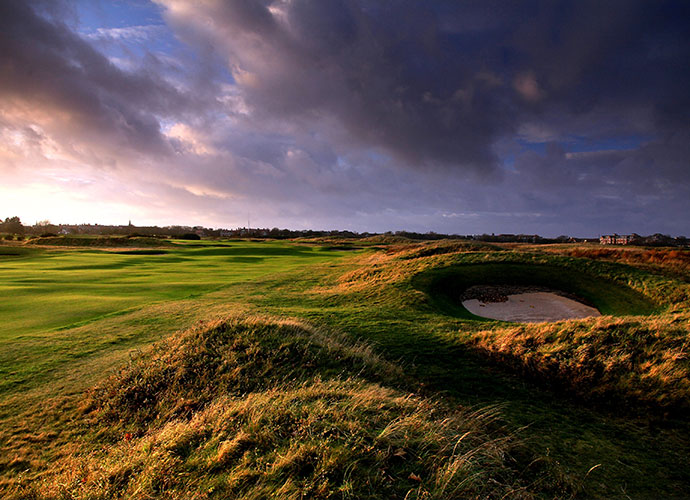"19. Royal Lytham & St. Annes, Lytham St. Annes, England: Roughly 200 bunkers menace this rugged links that ranks as the 59th best course in the world. One of those bunkers in particular, in the left-center of the 18th fairway, cost Adam Scott the 2012 Open. There are no views of the sea here, but the wind and vegetation shout ""seaside."" Best of all at Lytham was Spaniard Seve Ballesteros, who won here in 1979 and 1988."