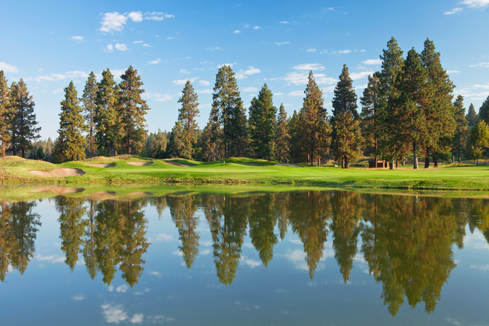 Running Y Ranch -- Klamath Falls, Ore. -- runningy.com                       The King's only course in Oregon winds through a pleasing mix of meadows and wetlands, its fairway peeking in and out of the pines. There are five tees to choose from, but no matter what you pick, there are views of Klamath Lake and the Cascade Mountains and a setting that impresses with its sense of scale.