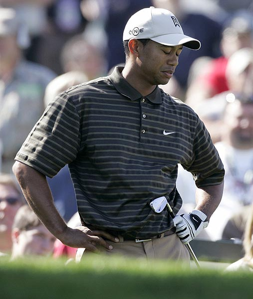 This Dud's For You                     Ryder Cup pressure has turned some of the game's best players into the Arizona Cardinals of golf. Here are 10 who've brought the sizzle but left the steak at home                     By Sal Johnson                     USA                     Tiger Woods                     Record: 10-13-2                     The guy might be able to win the U.S. Open on one leg, but he still hasn't figured out how to dominate the Ryder Cup.