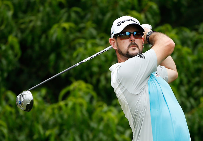 """After watching my four amateur golfers play yesterday I really thought I had no chance to play decently this week, because I had to try to erase those swings from my mind.""                         --Rory Sabbatini on his Wednesday pro-am partners after shooting 63 on Thursday at the John Deere Classic."