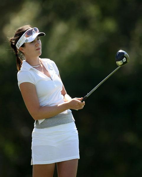 Sandra Gal                                              Nationality: German                       World ranking: 77                       Career earnings: $288,651
