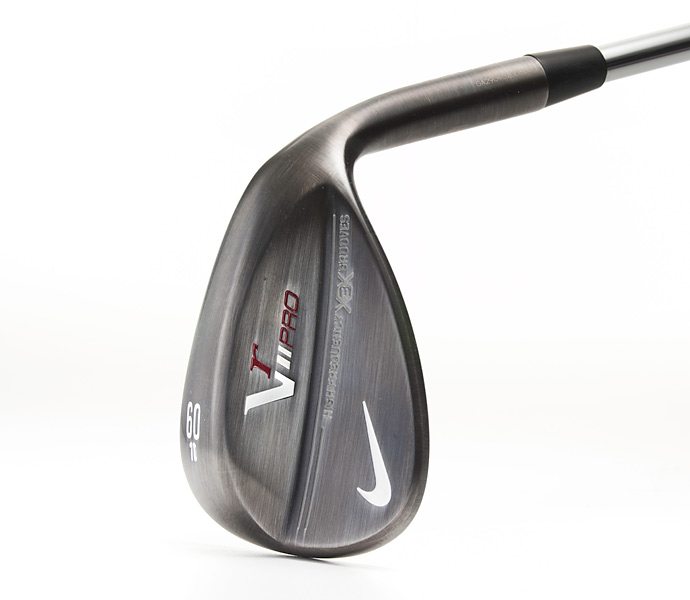 Wedges: Nike VR Pro 47-degree, 54-degree and 59-degree