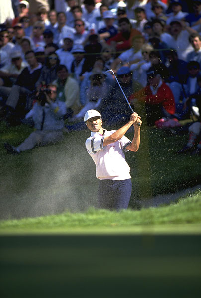 The U.S. Open didn't return to the Olympic Club again until 1987 when Scott Simpson took the title.