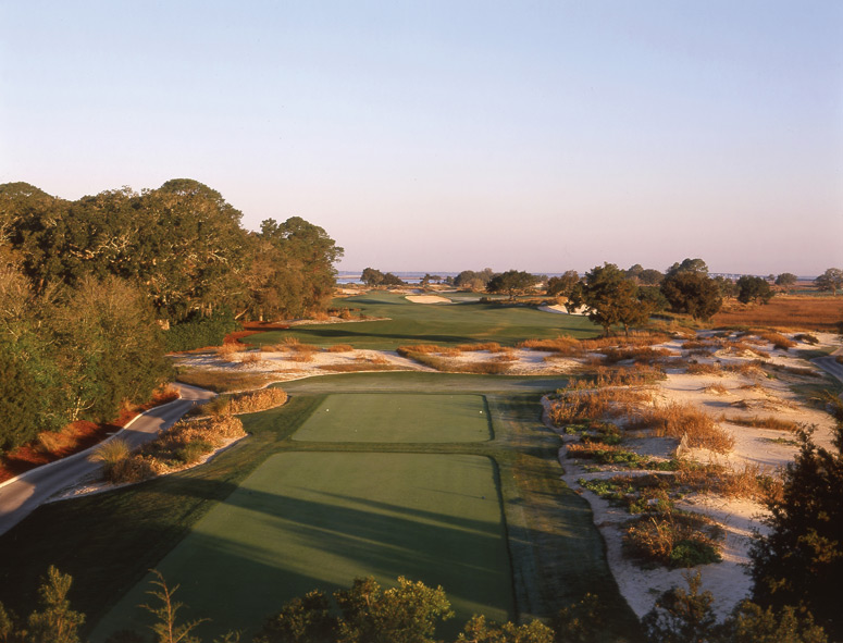 23. Sea Island Golf Club (Seaside)                        St. Simons Island, Ga. -- $225-$295,