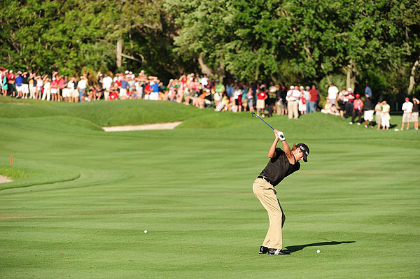 O'Hair made only one birdie in his final round and finished alone in second place.