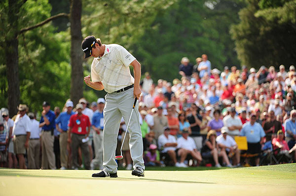 How He Quailified: Won the Quail Hollow Championship.