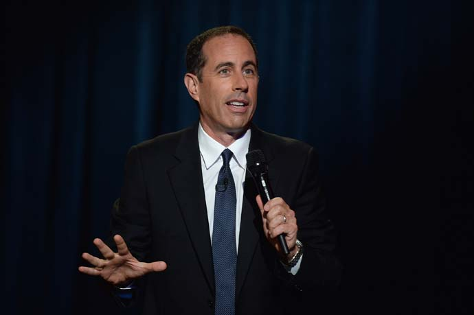 """Golf is the ultimate avoidance activity for the dysfunctional dad. A game so nonsensically difficult, so pointless, so irrationally time consuming, the word golf itself can only stand for 'Get Out, Leave Family.'""                     --Jerry Seinfeld in new standup routine on ""Late Night With Jimmy Fallon."""