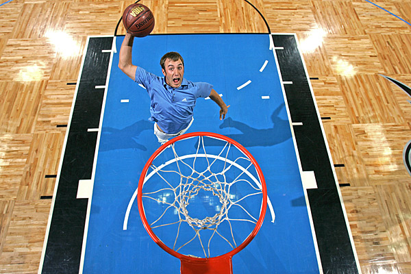 "Dustin Johnson: BasketballDustin Johnson, who at 6'4'' can dunk a ball barefoot, has basketball talent in his blood. His grandfather Art Whisnant played center for South Carolina and is in the university's sports hall of fame. ""He was mean,"" Johnson told The Golf Channel. ""And he could jump out of the gym."""