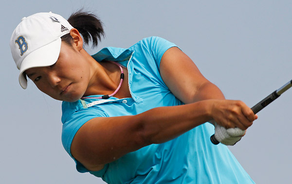 Tiffany Joh finished a distant second at 12 under.