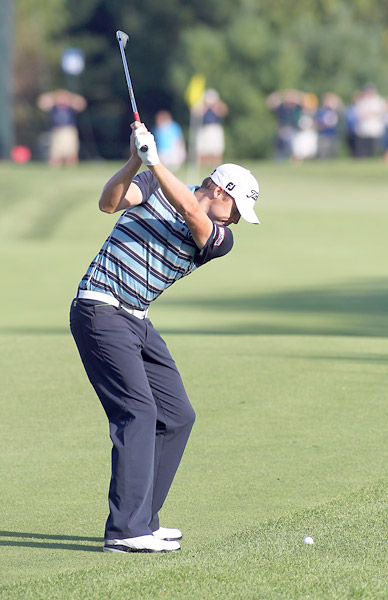 Watney is third in the FedEx Cup standings heading into this week.