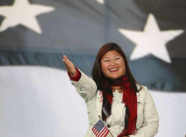 Christina Kim was an inspirational force on the victorious U.S. team in 2009.