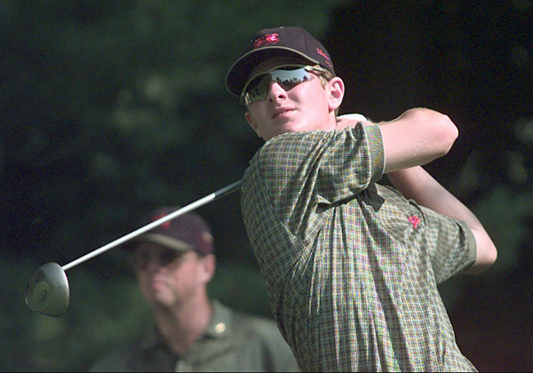 Justin Rose                       PGA Tour pro Justin Rose appeared in the 1997 Walker Cup at Quaker Ridge Golf Club before finishing T4 at the 1998 Open Championship as an amateur.