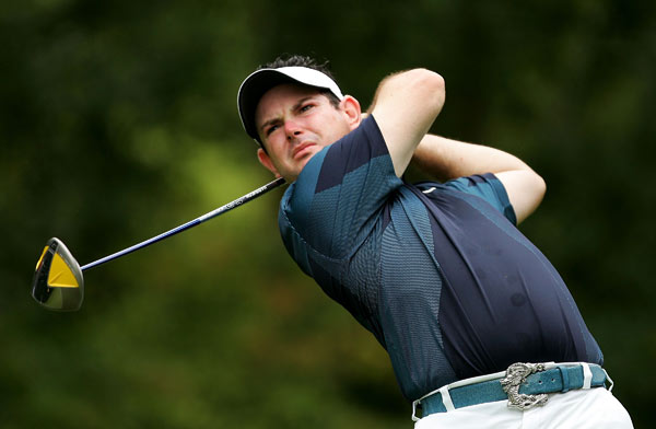 Rory Sabbatini has yet to make a bogey through two rounds, but he has only made four birdies.