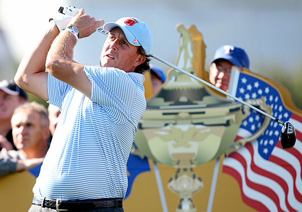 will play in his eighth Ryder Cup this year.