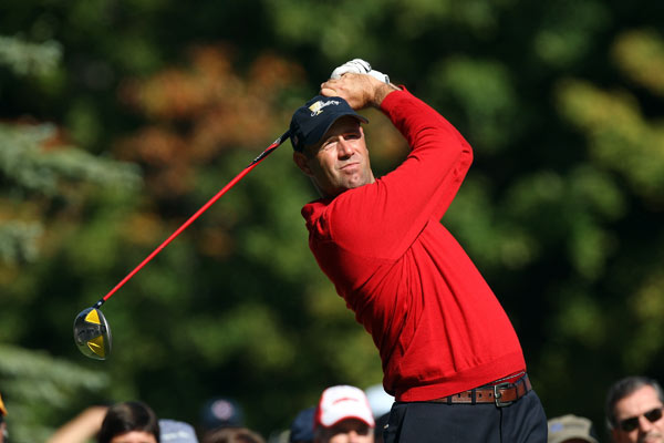Stewart Cink                     Overall Record: 3-1-0                     Points earned: 3                     Grade: A-                     In the Sunday singles matches at the 2006 Ryder Cup, Cink demolished Europe's hottest player, Sergio Garcia, in one of the few bright spots for the United States. Cink was at it again in the singles at Royal Montreal, blitzing Nick O'Hern, 6 and 4, and providing the winning U.S. point. He was impressive in two come-from-behind wins: with Zach Johnson against Rory Sabbatini and Trevor Immelman in Thursday's foursomes, and with Jim Furyk against K.J. Choi and Angel Cabrera in Saturday's four-ball.