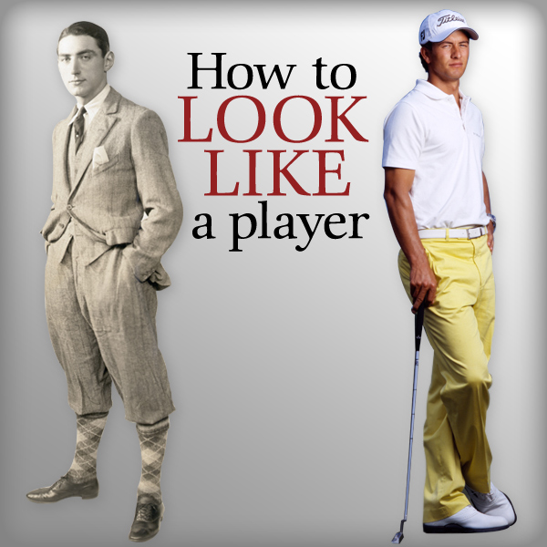Technology has not only changed the way golf is played, it has changed the way it looks, too. In a game that demands function blend as seamlessly as possible with style, the looks sported by players have evolved from formal and elegant into freer and brasher designs for performance. Still, the spirit of golf attire has remained businesslike, from the three-piece suits of Tommy Armour to the sleek, Burberry-styled outfits of Adam Scott.                                              By Woody Hochswender
