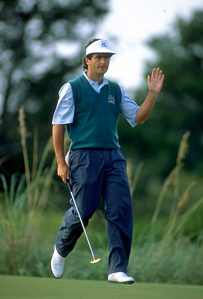 You may find this difficult to believe, but the Ryder Cup's storied 81-year history includes players with an even better record than my vaunted 1-1-1 mark. With the biennial event upon us, here are my picks for the all-time Ryder Cup all-stars, with players from both sides of the pond. I trust these 12 titans will adhere to Captain Feherty's strict rules: No practice allowed, except in the bar, and the order of Sunday singles shall be determined by a hiskey-chugging contest. (Thank god I'm not playing.)