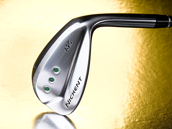 "CLUB                       Nickent ARC                                              CLUB SPECS                       $89, steel; nickentgolf.com                                              WE TESTED                       50°/8°, 52°/8°, 54°/10°, 56°/12°, 58°/8°, 60°/7°, 62°/7° in Nippon N.S. Pro steel shaft                                                • Go to Equipment Finder profile to tell us what you think and see what other GOLF.com readers said about this club.                                              3 STARS                                              COMPANY LINE                       ""Accelerated Rebound Core (ARC) is a high-rebound elastomer inside the head, directly behind the strike zone. ARC eliminates vibration and delivers a lively, solid feel. Weighs seven times less than the steel around it, creating an internal cavity.""                                              OUR TEST PANEL SAYS...                       Dependable, workmanlike club; smooth, soft feel but lacks responsiveness; head deadens feel too much, can't feel mis-hits; offers enough playability; 62° is cool for 40-yard shots; wider shot disparity than others; like low, piercing flight; acceptable performance in rough, but not to standards of others; serviceable on delicate shots; sole floats through sand; forgiving enough distance-wise for middle to high handicapper.                                               ""Won't punish your misses feel-wise."" — Michael Jo (12)"