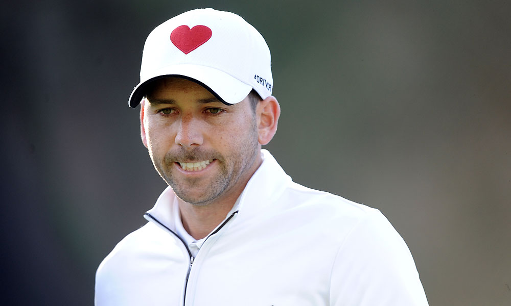 Sergio Garcia made six bogeys and a birdie for a 76.