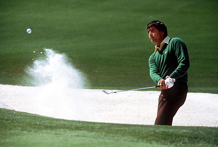 Ballesteros won his second title in 1983 with an eight-under total, four strokes better than Tom Kite and Ben Crenshaw.