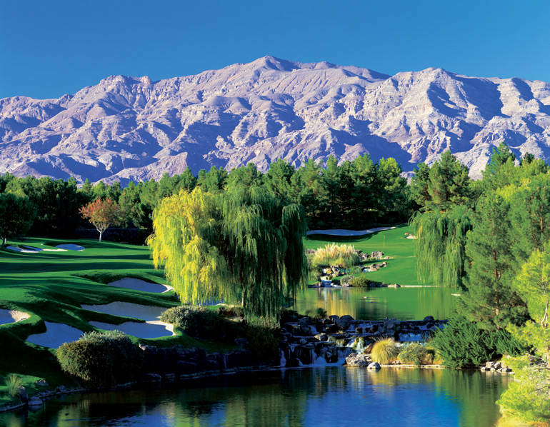 17. Shadow Creek                        North Las Vegas, Nev. -- $500, shadowcreek.com