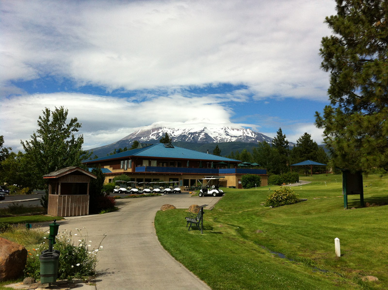 Mount Shasta Resort -- Mt. Shasta, Calif.                       Submitted by Timothy Ross